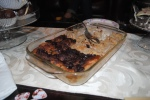Croissant Chocolate Bread Pudding was a HIT, too!!