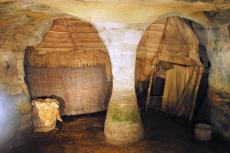 Main pillar cave