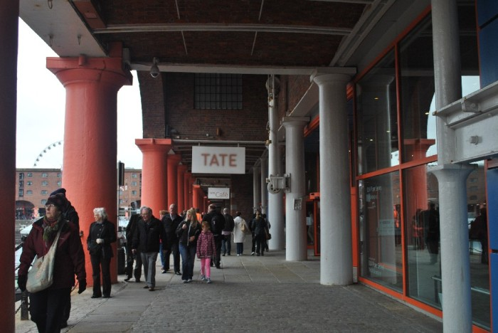 Tate Liverpool at Alfred Dock