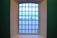 This wasn't art.. this is just a window looking outside...