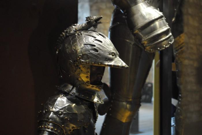 Children's armor