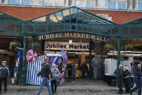 Jubilee Market Hall - Covent Garden