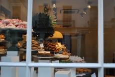 Breakfast Spread at Ottolenghi in Soho