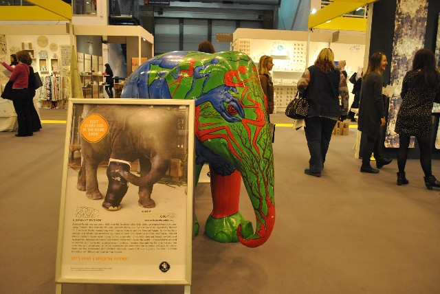 Part of the Elephant Parade..more on that later