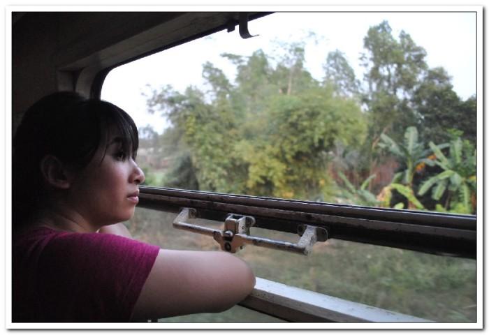 Day train to Nha Trang