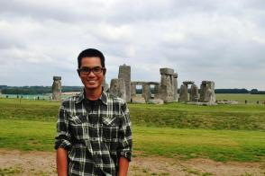 AUGUST 2013 - Stonehenge