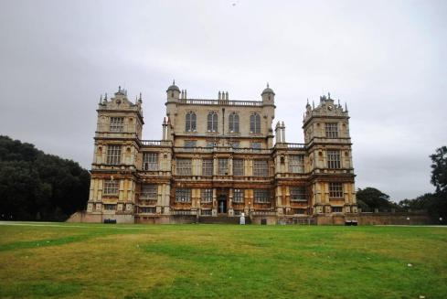 SEPTEMBER 2013 - Wollaton Hall / Wayne Manor