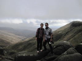 OCTOBER 2013 - Hiking Kinder Scout (Peak District)