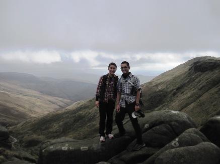 OCTOBER 2013 - Hiking Kinder Scout (Peak District)