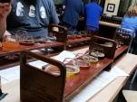The Bruery - beer flights