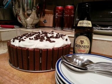 Katie & Andy's House - icecream pie