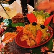 Casa de Bandini - guacamole