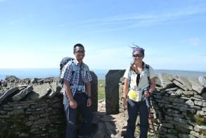 Top of Whernside