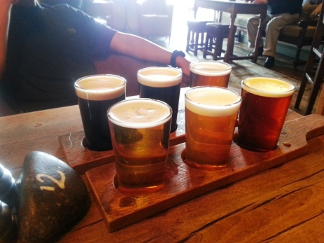 Barnsgate Brewery Sampler