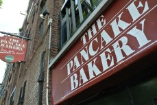 The Dutch Pancake Bakery (near Anne Frank House)