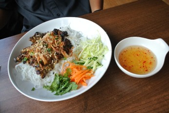 Bun Thit Nuong at Saigon Lotus