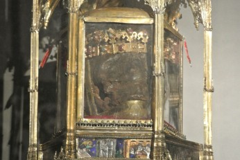 St John the Baptist Relic