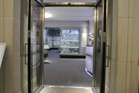 Hunterian Museum and the Royal College of Surgeons