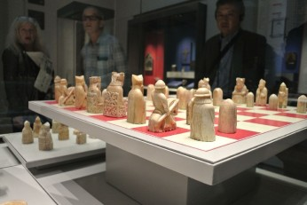 Lewis Chess Set
