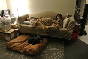 Kids and Sprocket knocked out before midnight