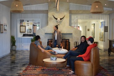 The Outpost at the Goodland Hotel - Lobby