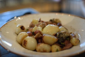The Outpost at the Goodland Hotel - Oyster Hash
