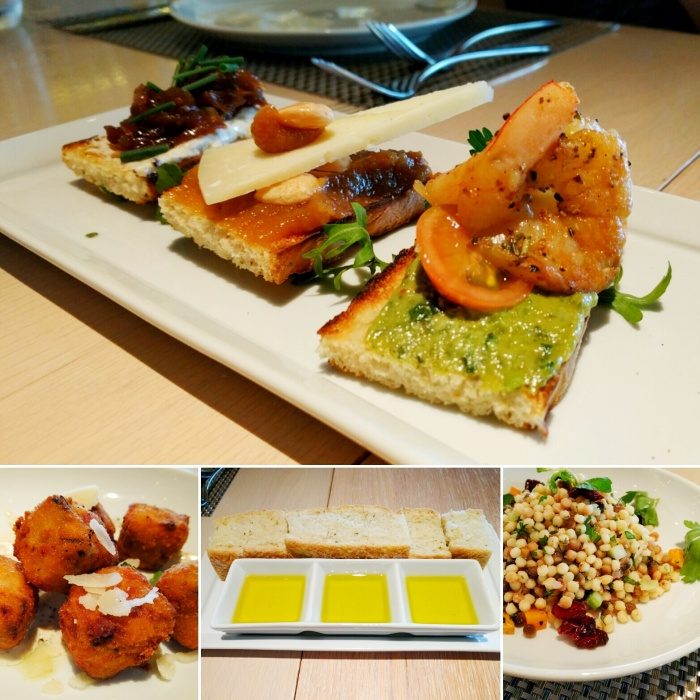 NBRW - Fig&Olive, Lunch - Appetizers