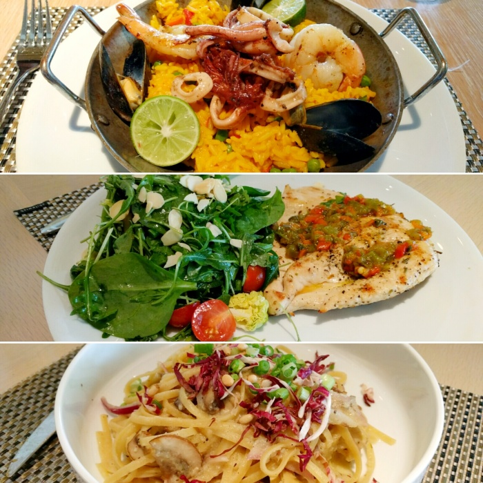 NBRW - Fig&Olive, Lunch - Entrees