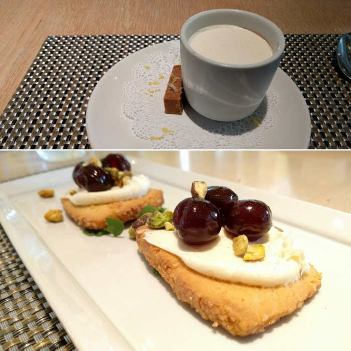NBRW - Fig&Olive, Lunch - Desserts
