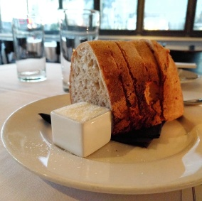 Complimentary Bread and Butter